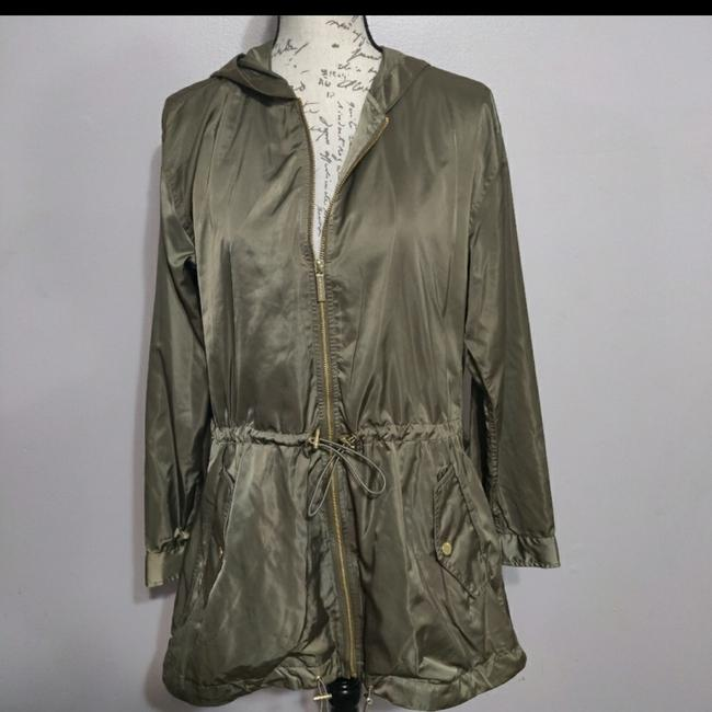 Item - Green Basics Coat Size 8 (M)