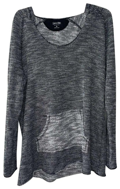 Item - Gray XL Performance Quick Dry Hooded Activewear Top Size 16 (XL, Plus 0x)