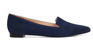 Item - Navy New Attila Suede Pointed-toe Flats