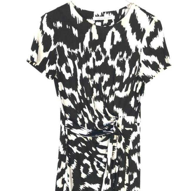 Item - Black Zoe Short Casual Dress Size 6 (S)