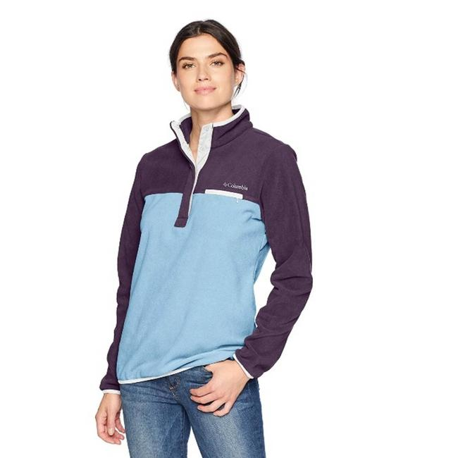 Item - Blue Women's Mountain Pullover. Activewear Top Size 8 (M)