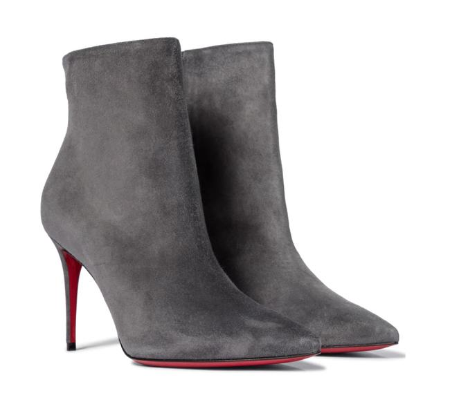 Item - Gray So Kate Boots/Booties Size EU 38.5 (Approx. US 8.5) Regular (M, B)