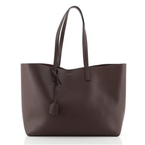 Item - Shopper Large Red Leather Tote