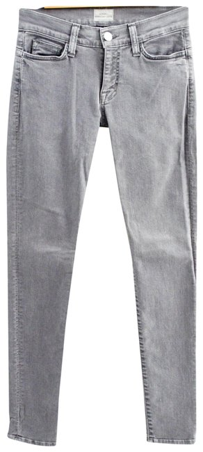 Item - Grey Medium Wash #186-1418 Skinny Jeans Size 25 (2, XS)