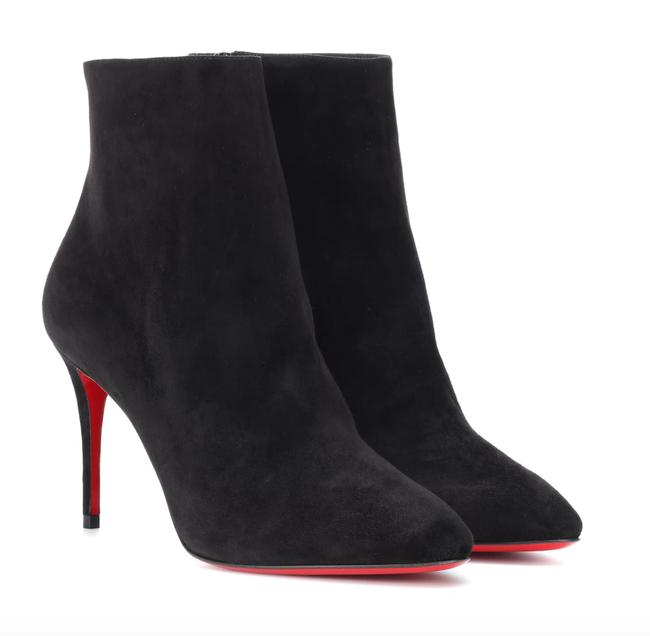 Item - Black Eloise Ankle Boots/Booties Size EU 38.5 (Approx. US 8.5) Regular (M, B)