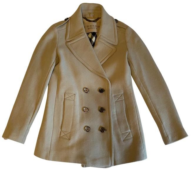 Item - Dove Grey Coat Size 4 (S)
