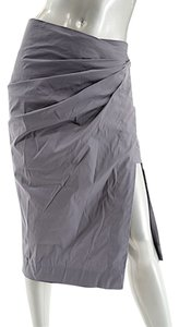 Bruno Cucinelli Skirt Gray