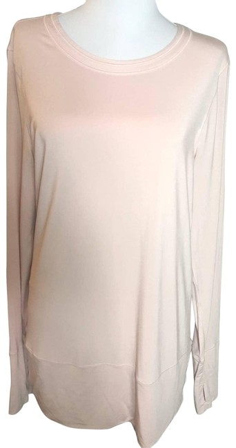 Item - Pink Silk Blend Blush Color Tunic Size 10 (M)