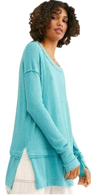 Item - Green Blue North Shore Thermal Tunic Size 0 (XS)