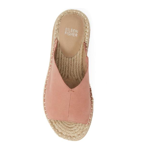 Item - Light Pink Milly Espadrille Slide Sandals Size US 7 Regular (M, B)