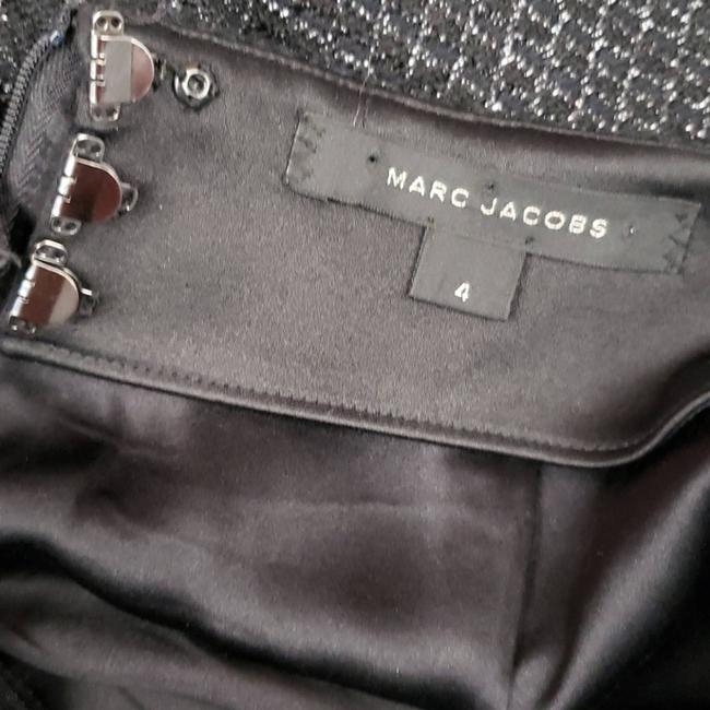 Marc Jacobs Black On Tweed Pencil Skirt Size 4 (S, 27) Marc Jacobs Black On Tweed Pencil Skirt Size 4 (S, 27) Image 4