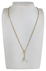 Cartier Cartier Diamond Pearl Pendant Necklace Ylw Gold Hindoue Mysterieuse