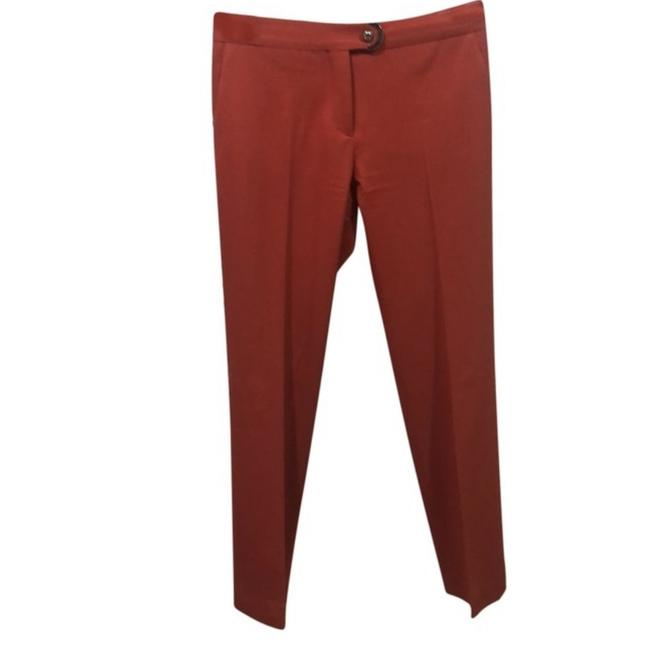 Item - Burnt Orange Retro Pants Size 4 (S, 27)