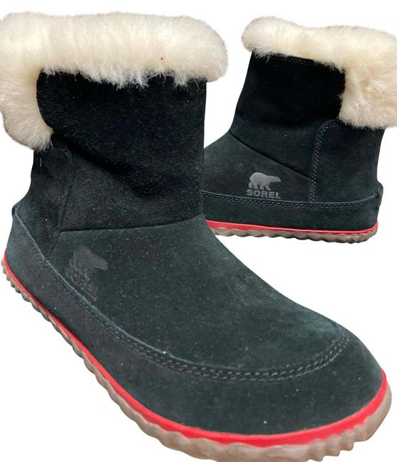 Item - Black Out N About Boots/Booties Size US 7 Regular (M, B)
