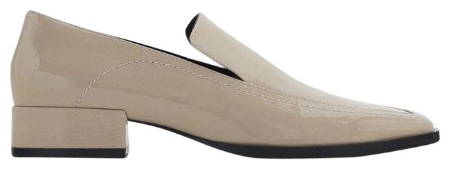 Item - Low Heeled Squared Toe Loafers Flats Size US 7.5 Regular (M, B)