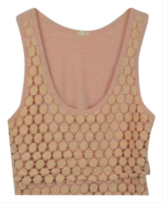 Item - Cream Tank Top/Cami Size 0 (XS)
