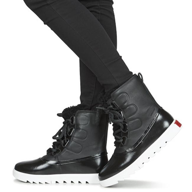 Item - Black Sold Out Joan Of Arctic Next Lite Boots/Booties Size US 7.5 Regular (M, B)