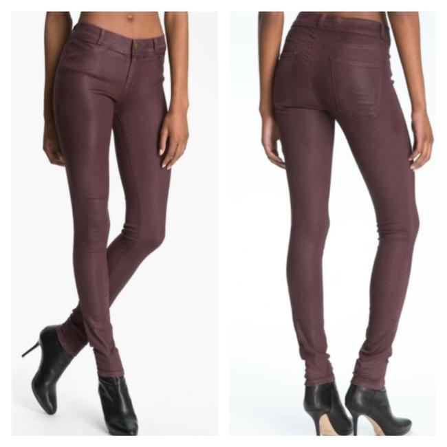 Item - Purple Coated  The Leggings Huckleberry Skinny Jeans Size 28 (4, S)