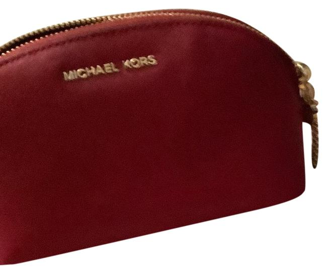 Item - Red Cosmetic Bag