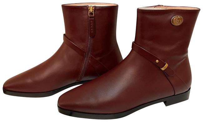 Item - Red (Vintage Bordeaux) Elite Boots/Booties Size US 7.5 Regular (M, B)