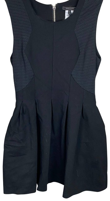 Item - Black L Fit & Short Casual Dress Size 14 (L)