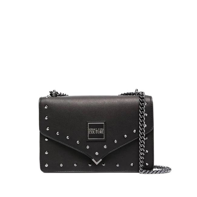 Item - Couture Spike Cross Body Bag