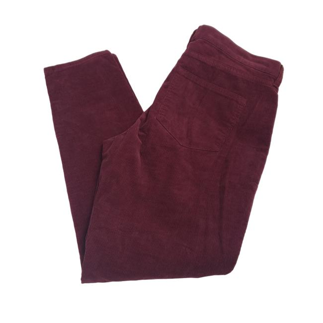 Item - Red Factory Skinny Corduroy Burgundy Style G6861 Pants Size 8 (M, 29, 30)
