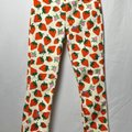 Gucci Red Cream Medium Wash Strawberry Print Washed Ivory Skinny Jeans Size 28 (4, S) Gucci Red Cream Medium Wash Strawberry Print Washed Ivory Skinny Jeans Size 28 (4, S) Image 5