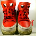 """Nike Red W/White and Black Accents Spizike """"Mars Blackmon"""" Basketball Sneaker 11m Shoes Nike Red W/White and Black Accents Spizike """"Mars Blackmon"""" Basketball Sneaker 11m Shoes Image 9"""
