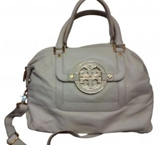 Preload https://item2.tradesy.com/images/tory-burch-amanda-slouchy-bleach-white-leather-satchel-28741-0-0.jpg?width=440&height=440