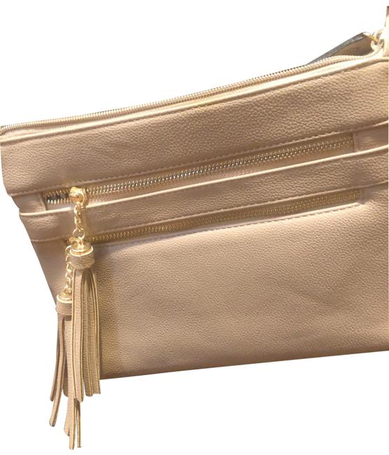 Item - Shoulder Women's Perfect Square Clean Line with Strap Mushroom Cross Body Bag