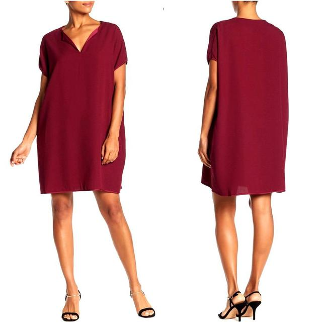 Item - Aubergine Kora Short Casual Dress Size 12 (L)