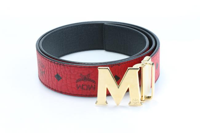 Item - Red Claus M Reversible Belt Men's Jewelry/Accessory