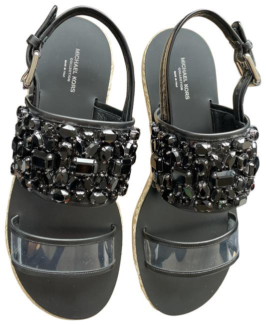 Item - Black Lafayette Runway Sandals Size EU 39 (Approx. US 9) Regular (M, B)