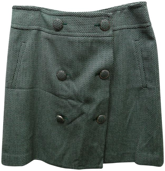 Item - Green Skirt Size 10 (M, 31)