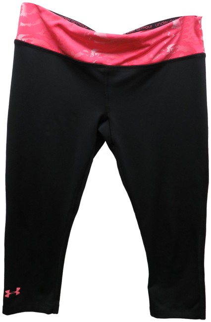 Item - Black/Pink None Activewear Bottoms Size 2 (XS, 26)
