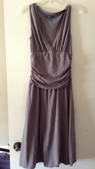 gray Maxi Dress by Graham & Spencer Classic