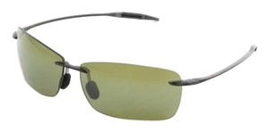 Maui Jim Maui Jim HT423-11 Lighthouse Grey Polarized Sunglasses