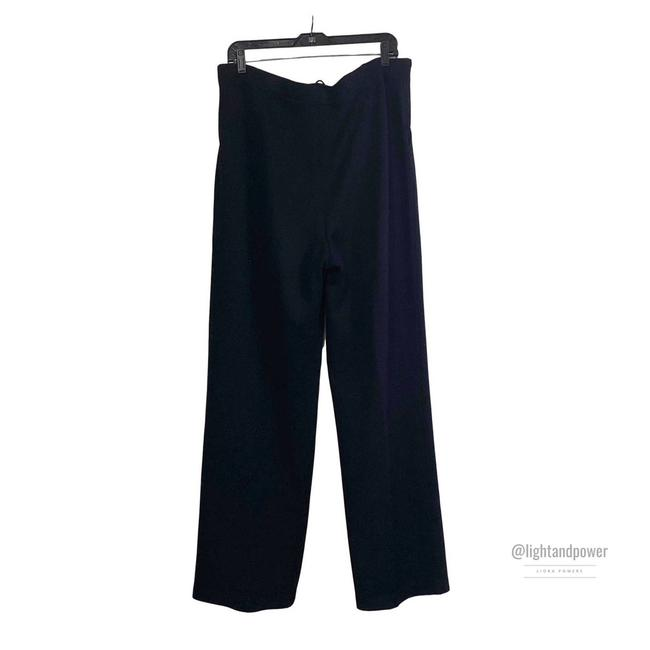 Item - Black XL Sport Marie Gray Knit Pants xl euc Pants Size 16 (XL, Plus 0x)