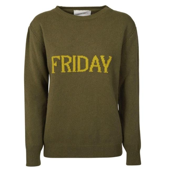 Item - Friday Size 6 Green Sweater