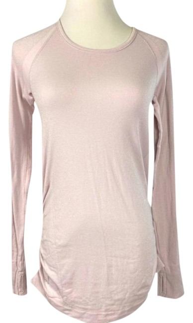 Item - Baby Pink Performance Activewear Top Size 8 (M)