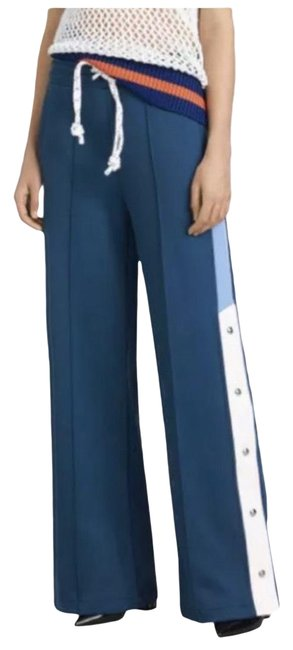 Item - Hydrangea Blue Sungi Pants Size 8 (M, 29, 30)