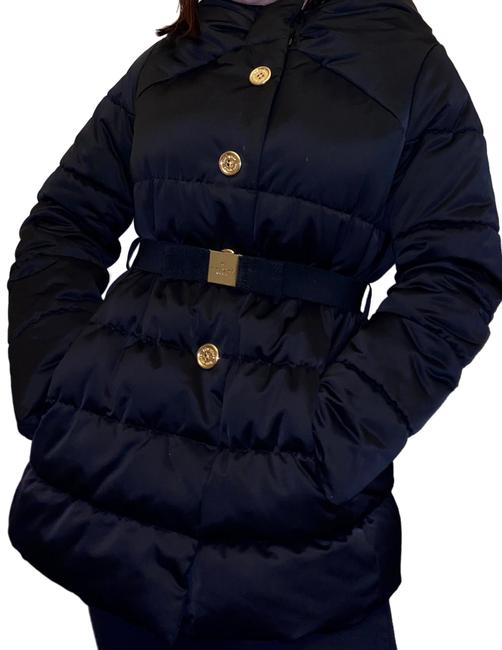 Item - Black Becky Puffer Coat Size 8 (M)