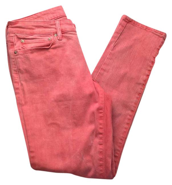 Item - Pink Coral Straight Leg Jeans Size 29 (6, M)
