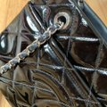 Chanel Timeless Black Patent Leather Tote Chanel Timeless Black Patent Leather Tote Image 12