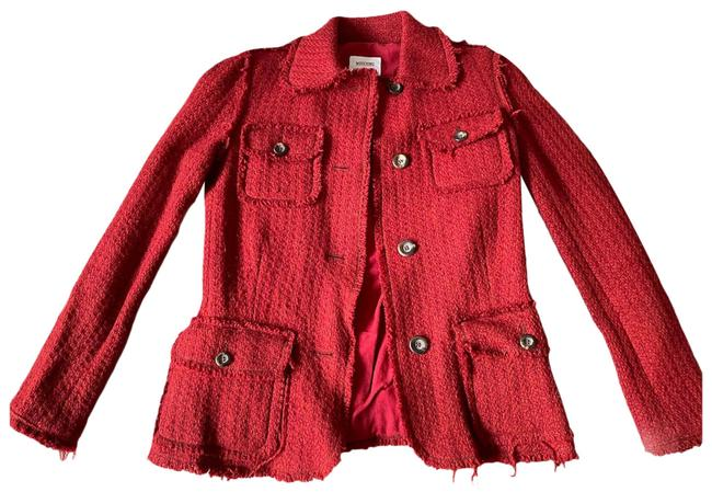 Item - Brick Red Jacket Size 2 (XS)