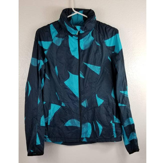 Item - Blue Runners Activewear Outerwear Size 6 (S)