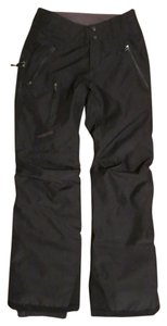 Patagonia Gore-tex Insulated Ski Winter Athletic Pants Black