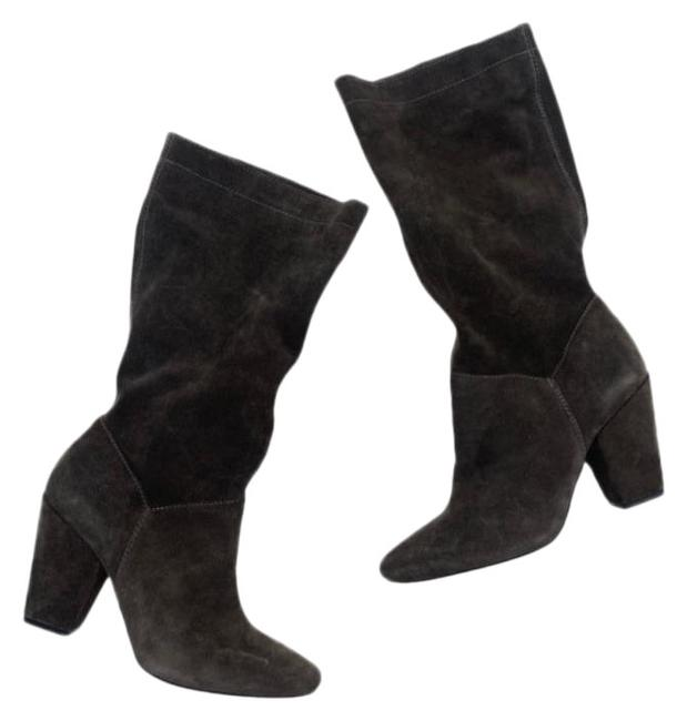 Item - Gray Womens New Women's Paiton Heeled Charcoal Boots/Booties Size US 6.5 Regular (M, B)