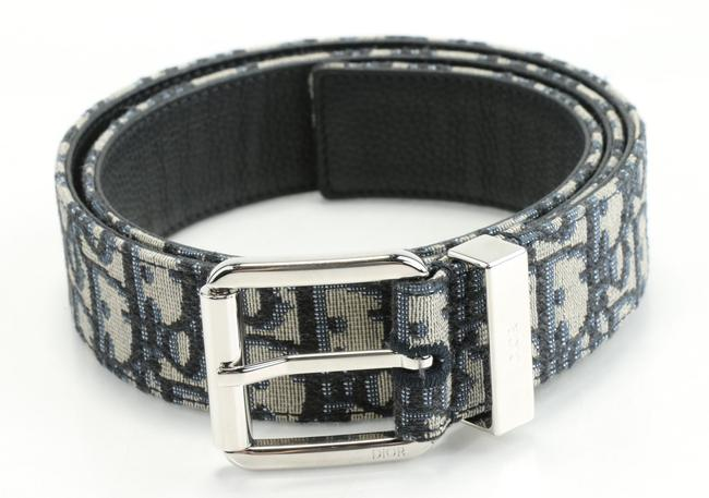 Item - Multicolor Oblique Jacquard Belt Men's Jewelry/Accessory